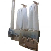 Belfab Industrial 20HP Dust Collection System