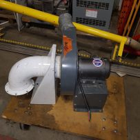 Blower for Dust Collection