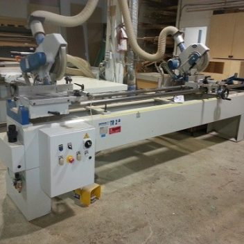 Omga Doulbe Mitre Saw