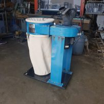Magnum Single Bag Dust Collector