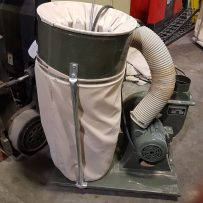 Riding Single Bag Dust Collector