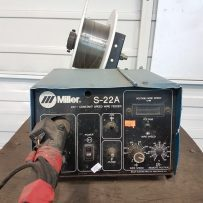 Used Miller S-22A 24V Constant speed wire feeder