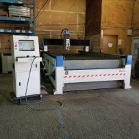 Used Weihong (NK 260) Water Jet CNC for sale - Coast Machinery Group.