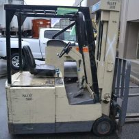 Crown 35SOFT 3200LBS Forklift