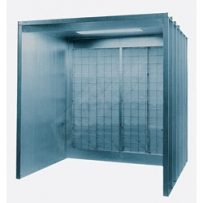 Used Paint Booth