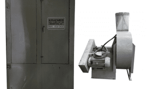 KTM B 17 20HP Industrial Dust Collector