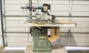 General 360 Table Saw