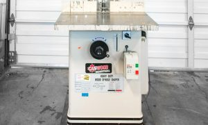Canwood CWD18-175 Heavy Duty Spindle Shaper