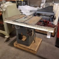 Single Phase Delta Table Saw