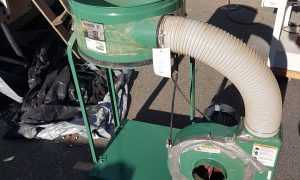 Canwood Dust Collector