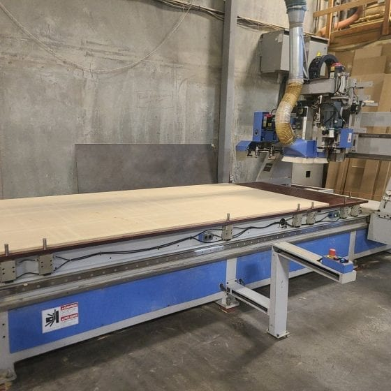 Heian Nesting CNC Router 2007