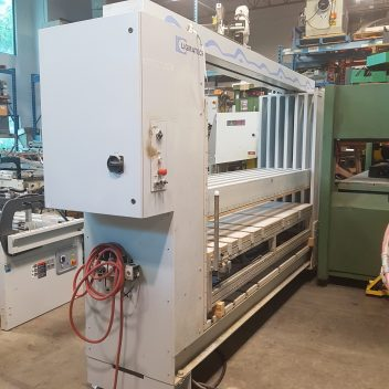 Used Ligmatech Case Clamp (MPH 450/25/07) for sale.