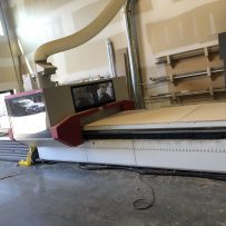 Used SCM nesting CNC Router for sale