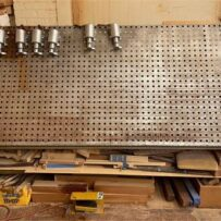 Used RITTER CLAMP