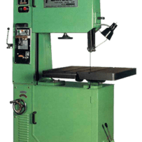 Used T-Jaw Bandsaw