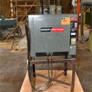 Used Hobart Accu-Charger Battery Charger