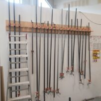 Used Pipe Clamps (Long)