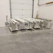 Used Paint Wagons