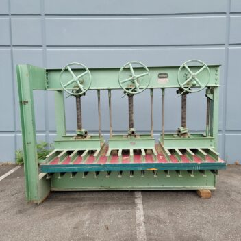 Used Interwood Limited Cold Press