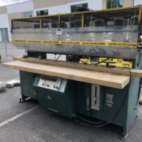 Used Doucet Drill J3H-8 Vertical Gang boring